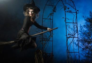 Halloween - Hexe